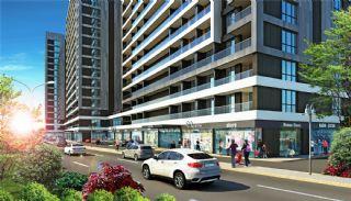 Luxus Wohnungen in der Zentrale, Kucukcekmece / Istanbul - video