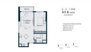 Luxus Wohnungen in der Zentrale, Immobilienplaene-2