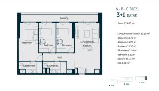 Luxus Wohnungen in der Zentrale, Immobilienplaene-5