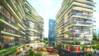 Luxus Wohnungen zum Kauf im Zentrum, Istanbul / Gungoren - video