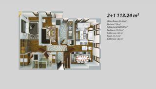 Projet Moderne à Investir à Istanbul, Projet Immobiliers-7
