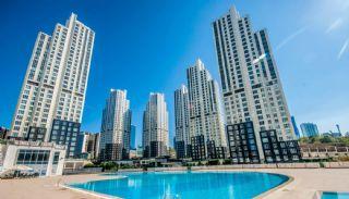 Appartements Pret à S'Installer à Vendre à Maslak, Istanbul / Sariyer