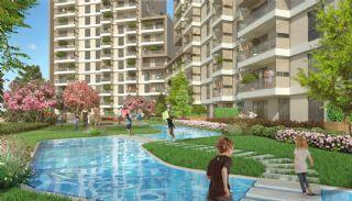 Neue Wohnungen in Istanbul, Istanbul / Sultangazi - video