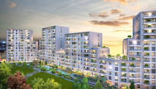 Nouveaux Appartements à Istanbul, Istanbul / Sultangazi
