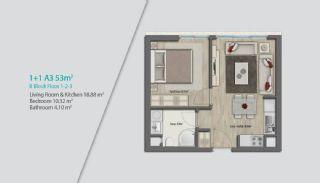 Nouveaux Appartements à Istanbul, Projet Immobiliers-1