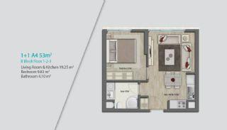 Nouveaux Appartements à Istanbul, Projet Immobiliers-2
