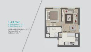 Neue Wohnungen in Istanbul, Immobilienplaene-3