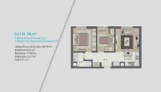 Nouveaux Appartements à Istanbul, Projet Immobiliers-6
