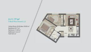 Nouveaux Appartements à Istanbul, Projet Immobiliers-7