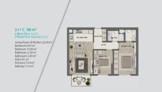 Nouveaux Appartements à Istanbul, Projet Immobiliers-8