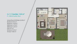 Nouveaux Appartements à Istanbul, Projet Immobiliers-9