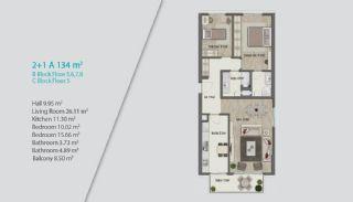 Nouveaux Appartements à Istanbul, Projet Immobiliers-11