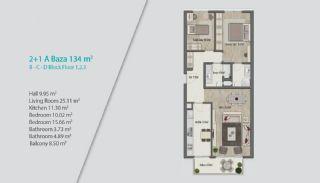 Neue Wohnungen in Istanbul, Immobilienplaene-12
