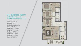 Neue Wohnungen in Istanbul, Immobilienplaene-14