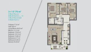 Neue Wohnungen in Istanbul, Immobilienplaene-16