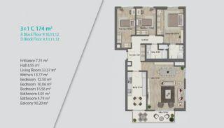 Nouveaux Appartements à Istanbul, Projet Immobiliers-18