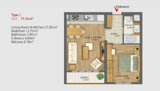 Charming Apartments in Istanbul, Projet Immobiliers-2