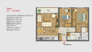 Charming Apartments in Istanbul, Projet Immobiliers-4