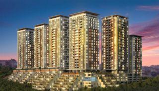 Exklusive Wohnungen in Istanbul, Gaziosmanpasa / Istanbul - video