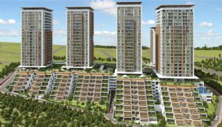 Appartements Exclusifs à Istanbul, Istanbul / Gaziosmanpasa