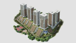 Appartements Exclusifs à Istanbul, Projet Immobiliers-1