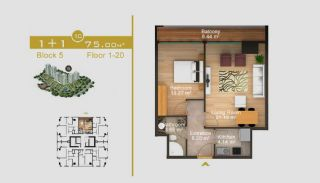 Appartements Exclusifs à Istanbul, Projet Immobiliers-3