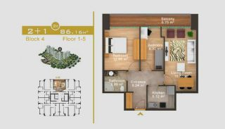 Appartements Exclusifs à Istanbul, Projet Immobiliers-5