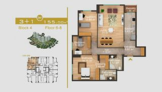 Appartements Exclusifs à Istanbul, Projet Immobiliers-18