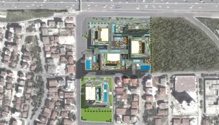 Immobilien Projekt in Istanbul, Immobilienplaene-1