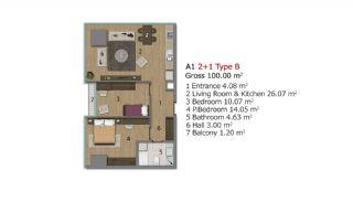 Immobilien Projekt in Istanbul, Immobilienplaene-7