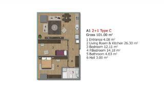 Immobilien Projekt in Istanbul, Immobilienplaene-8