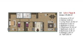 Immobilien Projekt in Istanbul, Immobilienplaene-16