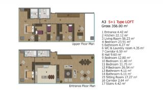 Immobilien Projekt in Istanbul, Immobilienplaene-17