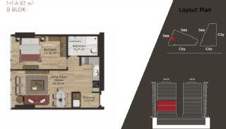 Neue Wohnungen in Istanbul zum Verkauf, Immobilienplaene-1