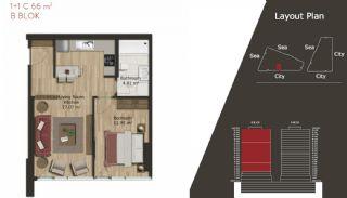 Nouveaux Appartements à Vendre à Istanbul, Projet Immobiliers-4