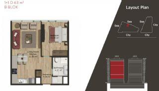Neue Wohnungen in Istanbul zum Verkauf, Immobilienplaene-5