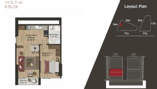 Neue Wohnungen in Istanbul zum Verkauf, Immobilienplaene-7