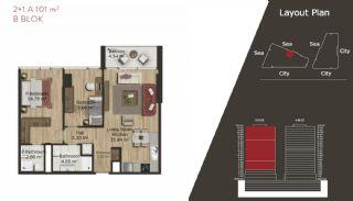 Neue Wohnungen in Istanbul zum Verkauf, Immobilienplaene-8