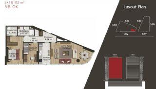 Neue Wohnungen in Istanbul zum Verkauf, Immobilienplaene-9