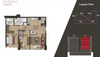 Neue Wohnungen in Istanbul zum Verkauf, Immobilienplaene-10