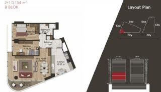 Neue Wohnungen in Istanbul zum Verkauf, Immobilienplaene-11