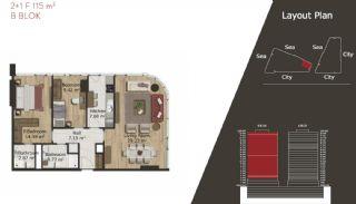 Neue Wohnungen in Istanbul zum Verkauf, Immobilienplaene-13