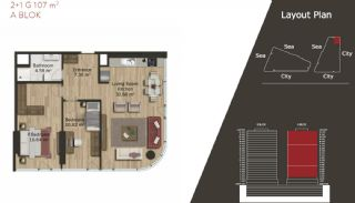 Neue Wohnungen in Istanbul zum Verkauf, Immobilienplaene-14