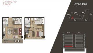 Neue Wohnungen in Istanbul zum Verkauf, Immobilienplaene-15