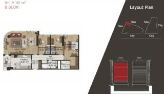 Neue Wohnungen in Istanbul zum Verkauf, Immobilienplaene-16