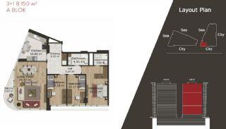 Neue Wohnungen in Istanbul zum Verkauf, Immobilienplaene-17
