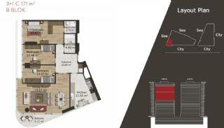 Neue Wohnungen in Istanbul zum Verkauf, Immobilienplaene-18