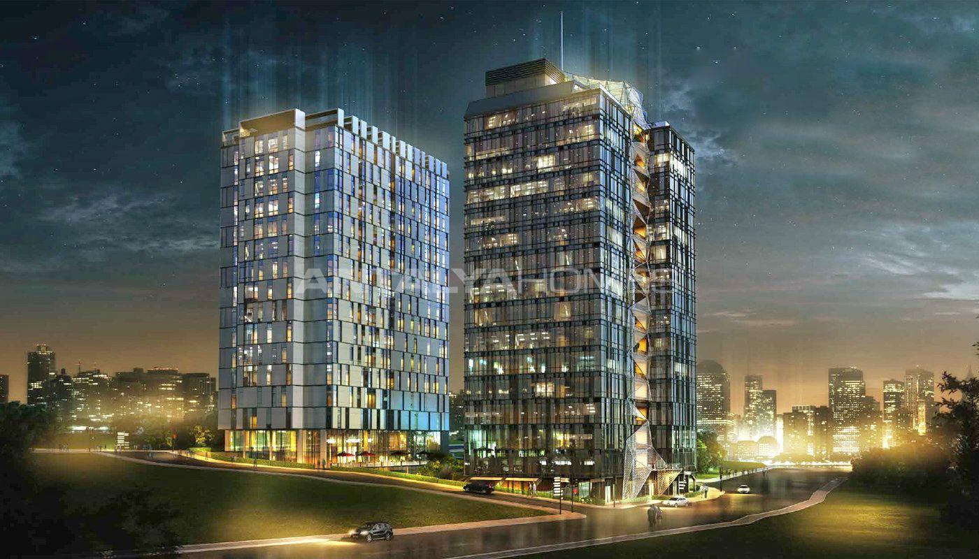 wohnungen in istanbul mit hohem investitionspotenzial. Black Bedroom Furniture Sets. Home Design Ideas