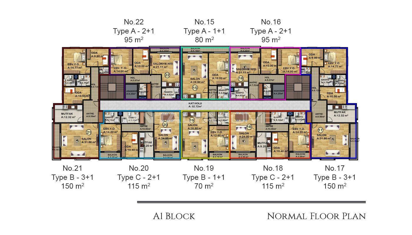 Acheter appartements de luxe la vie priviligi e vendre for Appartement acheter