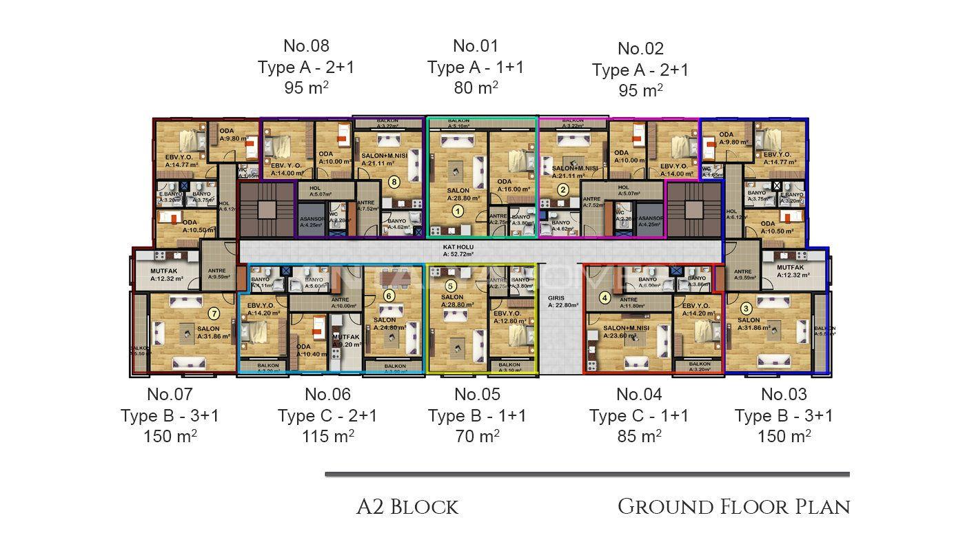 Acheter appartements de luxe la vie priviligi e vendre for Acheter des plans